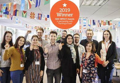 2019 GSK IMPACT Award Winners !
