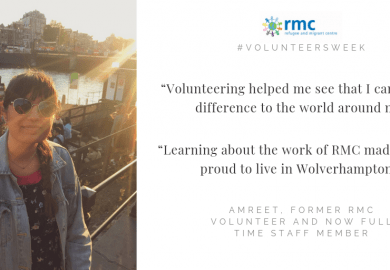 "Volunteers Week: ""Volunteering helped me see that I can make a difference to the world around me."""