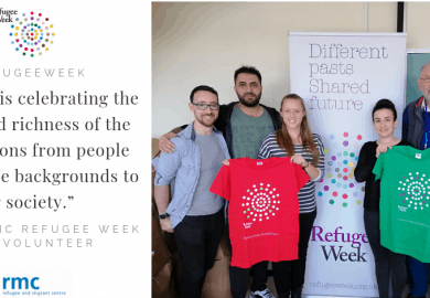 Refugee Week – Celebrating the contribution and resilience of people from refugee backgrounds