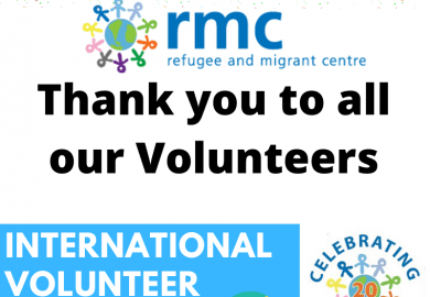 International Volunteer Day 2019
